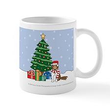 Shetland Sheepdog Christmas Mug