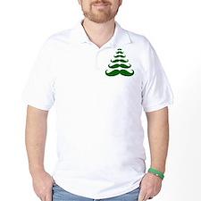 Merry Moustache T-Shirt