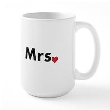 Mr and Mrs Mug