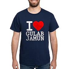 I Love Gulab Jamun T-Shirt