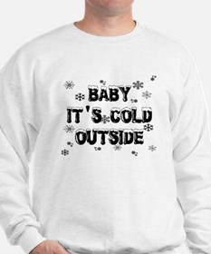Cute Freezing Sweatshirt