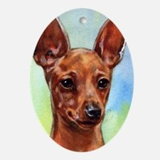 MinPin Ornament (Oval)