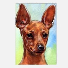 MinPin Postcards (Package of 8)