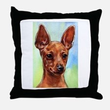 MinPin Throw Pillow