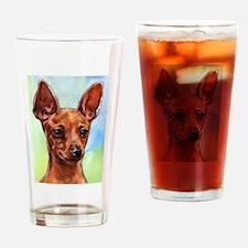 MinPin Drinking Glass