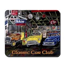 Classic Car Club Mousepad