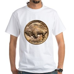 Nickel Buffalo-Indian Shirt