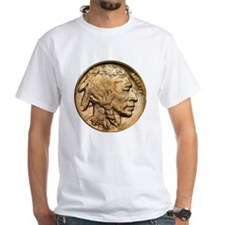 Nickel Indian-Buffalo Shirt