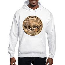 Nickel Buffalo-Indian Hoodie