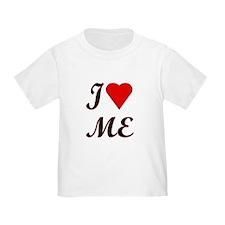 I heart ME T
