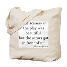 Funny Community theatre Tote Bag