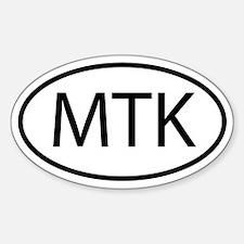 MTK Decal