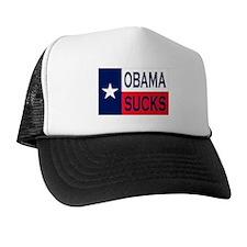 OBAMA SUCKS.Trucker Hat