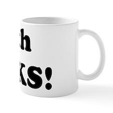 Ruth Rocks! Mug