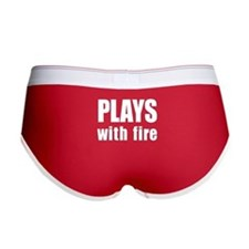 PLAYS with fire Women's Boy Brief