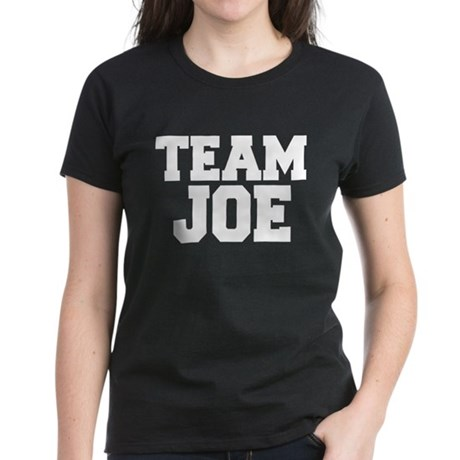 TEAM JOE Women's Dark T-Shirt