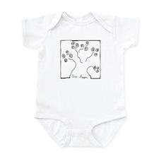 tree-hugger Infant Bodysuit