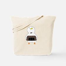 Bandoneon Player Tote Bag