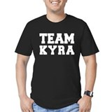 Kyra Fitted T-shirts (Dark)