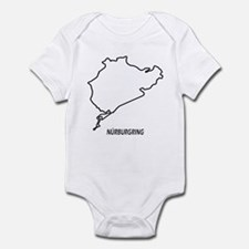 Nurburgring Infant Bodysuit