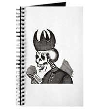 Calavera Priest Journal