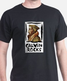 Calvin Rocks T-Shirt