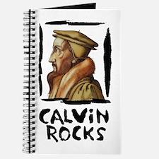 Calvin Rocks Journal