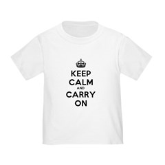Keep Calm And Carry On T