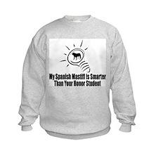 Spanish Mastiff Sweatshirt