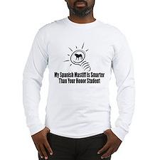 Spanish Mastiff Long Sleeve T-Shirt