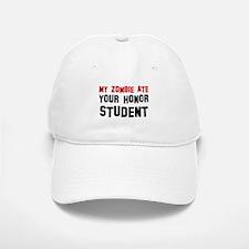 Zombie Baseball Baseball Cap