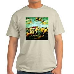 Triumph of Galaten Raphael 15 Ash Grey T-Shirt