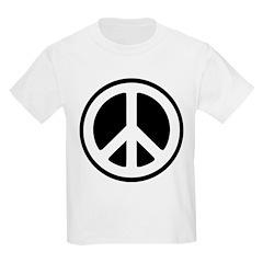 World Peace Kids Light T-Shirt