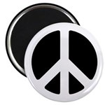 "World Peace 2.25"" Magnet (100 pack)"