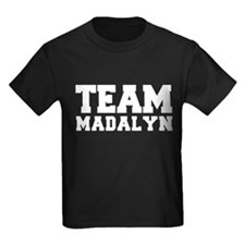TEAM MADALYN T