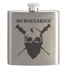 Cute Mursenaries Flask
