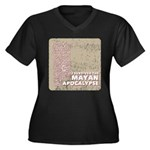 I Survived the Mayan Apocalypse Women's Plus Size