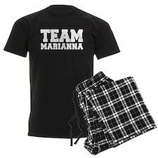 TEAM MARIANNA Pajamas
