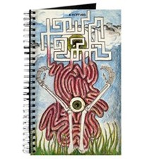 Eye puzzle Journal