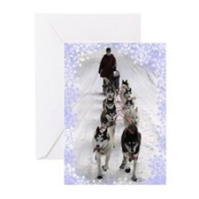 Jen Beargrease Team Holiday Cards (Pk of 10)