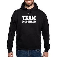 TEAM MCDONALD Hoodie