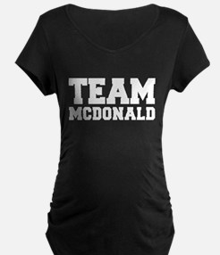TEAM MCDONALD T-Shirt