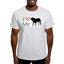 Spanish Mastiff Ash Grey T-Shirt