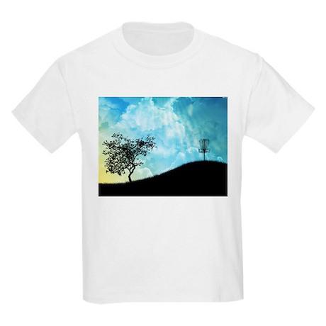 Basket On A Hill #2 Kids Light T-Shirt