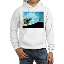 Basket On A Hill #2 Hoodie