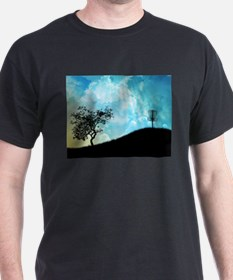 Basket On A Hill #2 T-Shirt