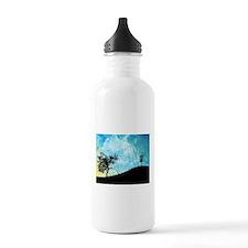 Basket On A Hill #2 Water Bottle