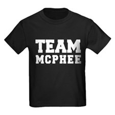 TEAM MCPHEE T