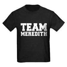TEAM MEREDITH T