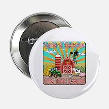 "The Farm 2.25"" Button (10 pack)"